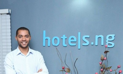 Hotels.ng Founder, Mark Essien shares how to build successful startups