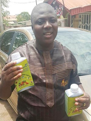Sola Adeniyi; Chief Executive, Natural Nutrient Limited
