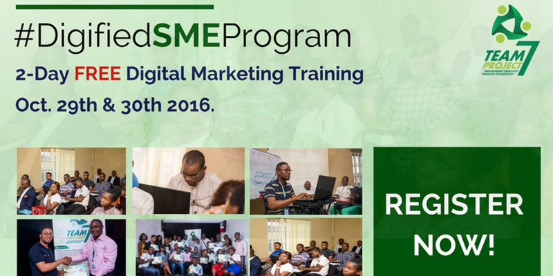 Entrepreneur Digified-SME-program