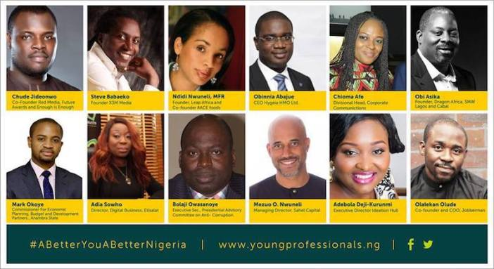 Young professionals bootcamp