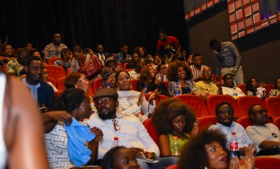 Now Showing The Nigerian Cinema