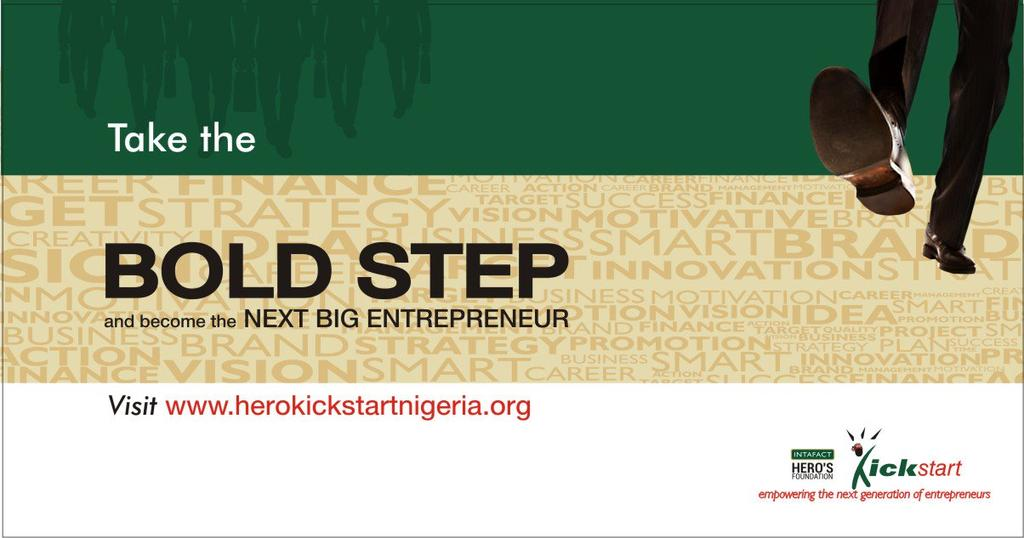 Do you need capital to expand that business or idea in Nigeria? Apply for the Intafact Hero Kickstart Grant