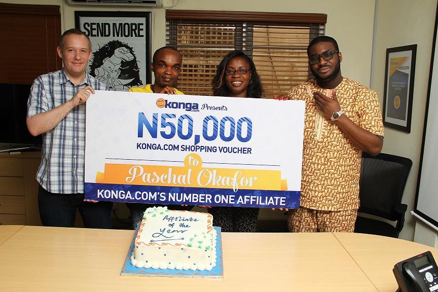 Paschal Okafor Makes N1m Profit Promoting Products On Konga.com