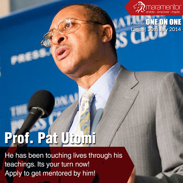 Pat Utomi and others speak on entrepreneurship and business management at The Platform Nigeria
