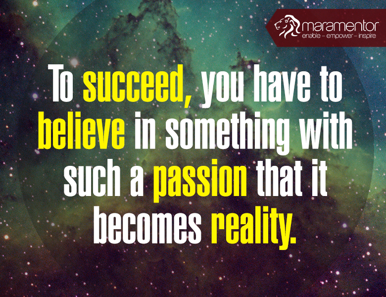 Turning Your Passion to Business Success