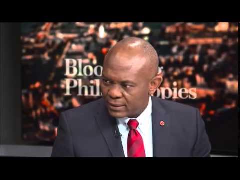 Tony Elumelu Donates Cash To Kofi Annan, Olusegun Obasanjo, John Kufuor, Thabo Mbeki Foundations