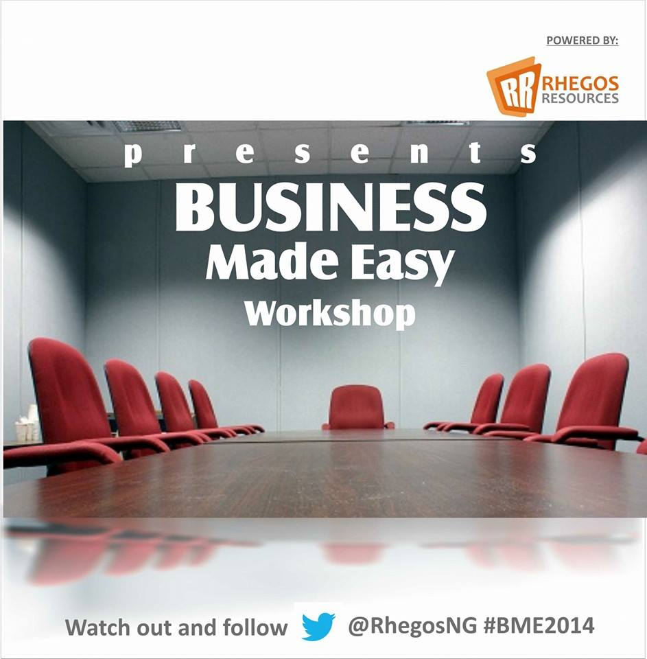 Event: Business Made Easy 2014