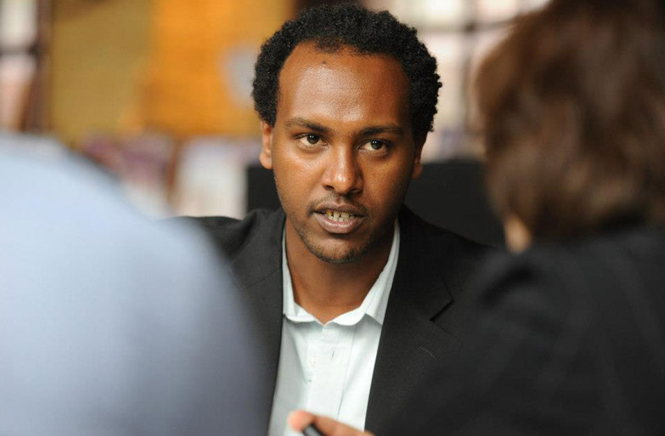 Markos Lemma – The Hub Founder Building Ethiopia's Tech Startup Community