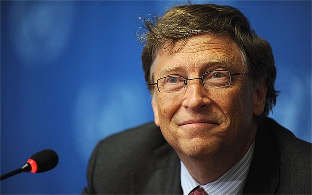 Can the Asian Miracle Happen in Africa? – Bill Gates