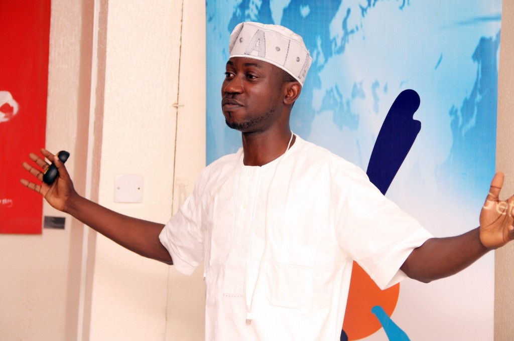 'It's Over 3 Years Since My Company Crossed The $1m Mark With No Startup Capital' – Thenet.ng Founder Ayeni The Great