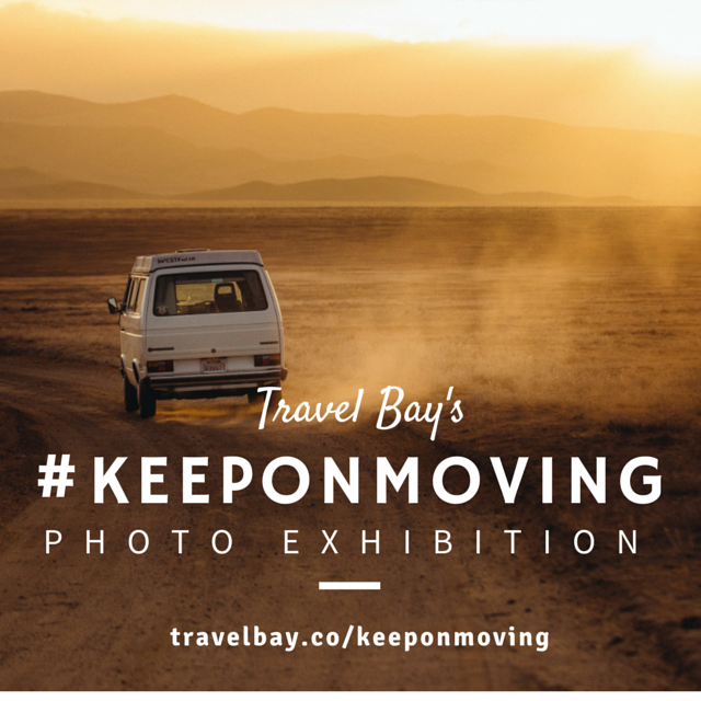 Travel Bay opens shop with #KeepOnMoving Photo Exhibition at SMWLagos