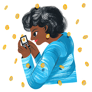 Digital Currency Sparking Entrepreneurship in Africa
