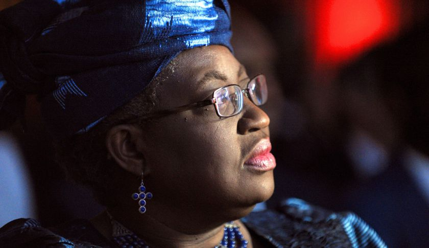 Nigeria's Okonjo-Iweala Makes Fortune's 50 Greatest World Leaders List