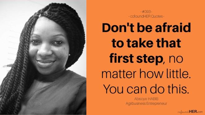 The Tony Elumelu Grant Woman Entrepreneur Unearthing Nigeria's Agribusiness Potential