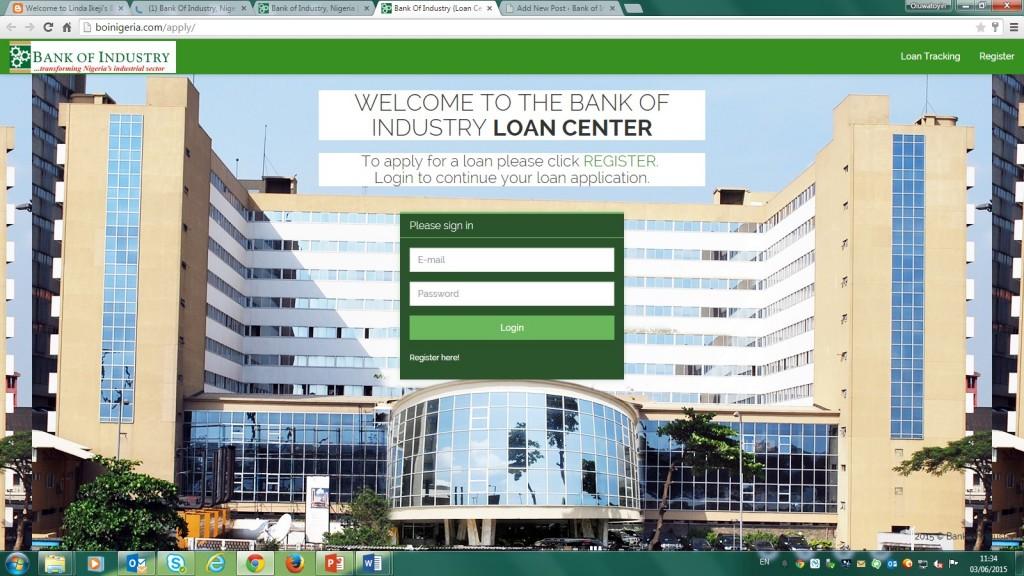 BoI loan