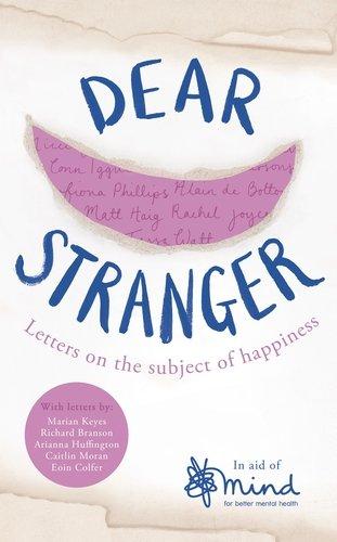 Dear Stranger cover