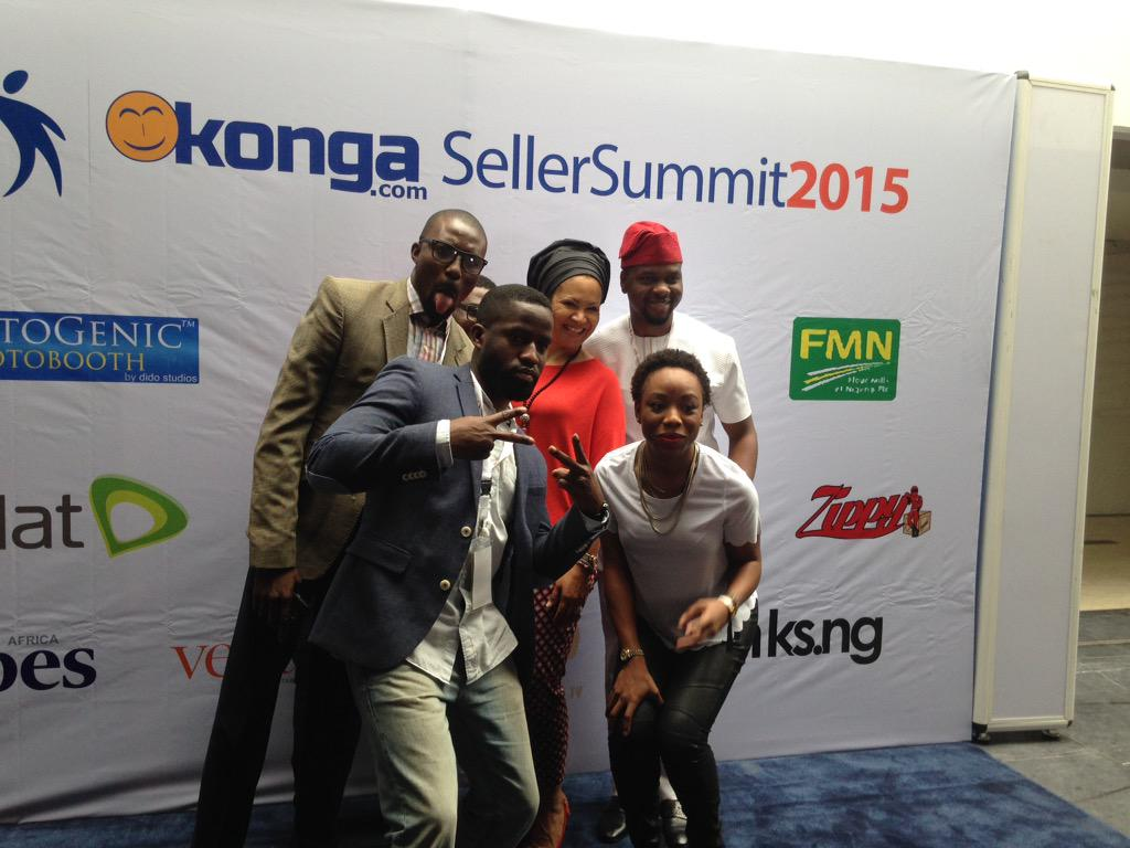 PHOTO-SEEN-THE-SCENES: Memorable views from Konga's Seller Summit 2015