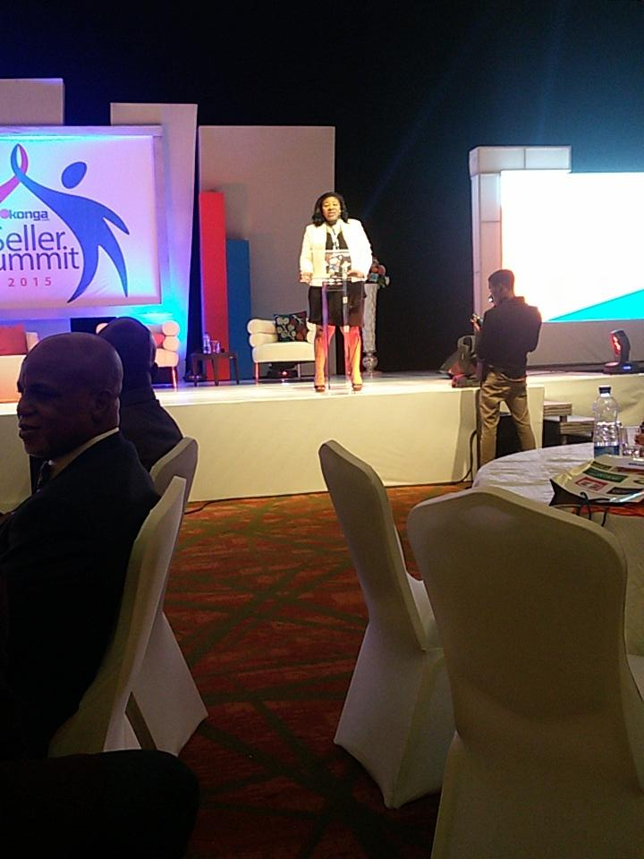 Erica Ayenuro on Customer Service