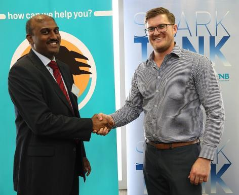 Advantage Learn wins $10,000 prize in Sunday Times FNB Shark Tank
