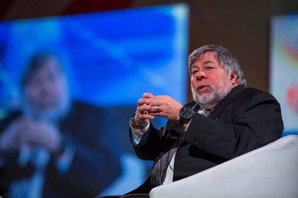 Apple cofounder Steve Wozniak, Aliko Dangote, Gov Akinwunmi Ambode, Tara Durotoye, others at Access Conference 2015: Photos