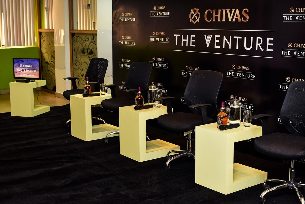 The Venture 2016: Apply to win Chivas Regal $1 million start-up fund