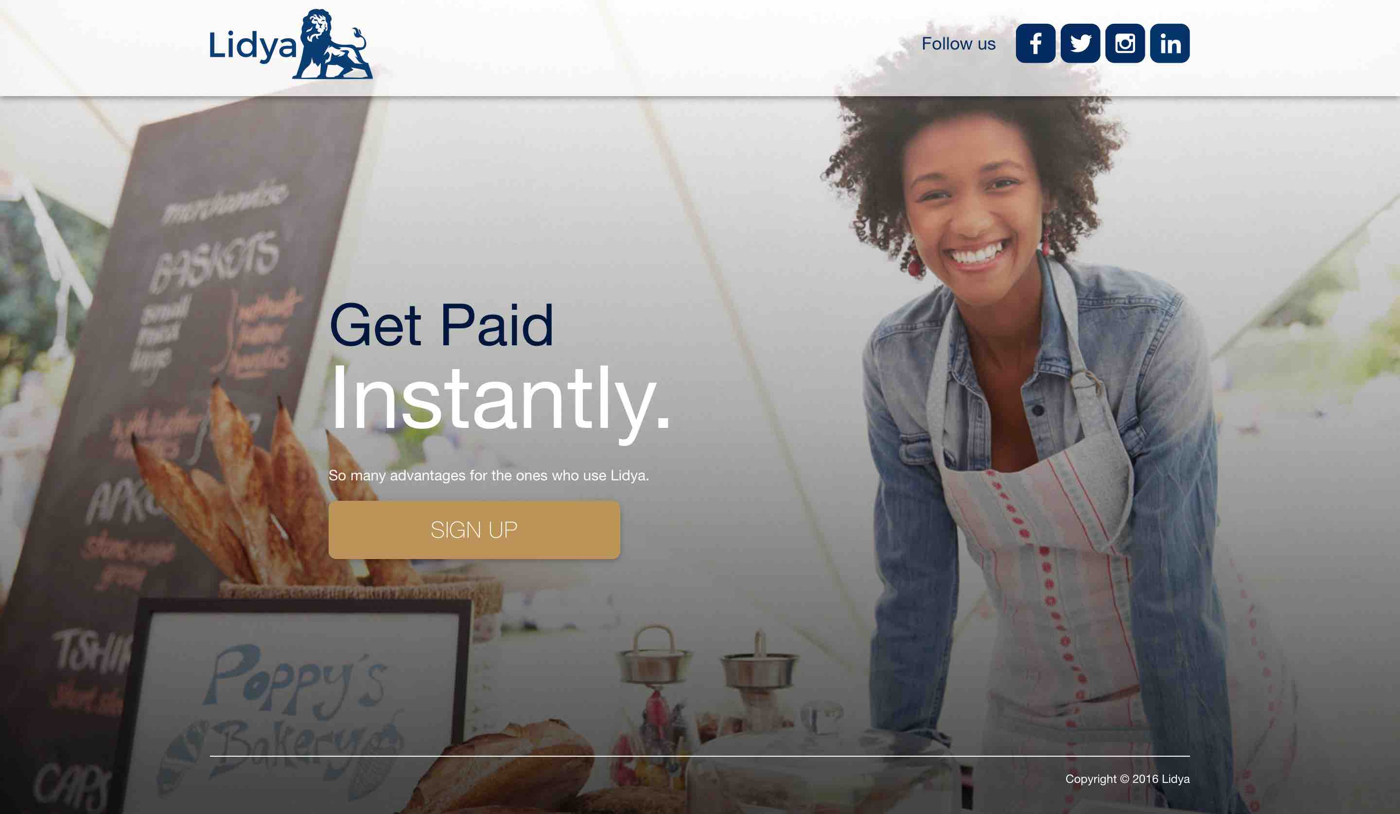 Lidya: Nigerian online lender is issuing loans to SMEs within 72hours