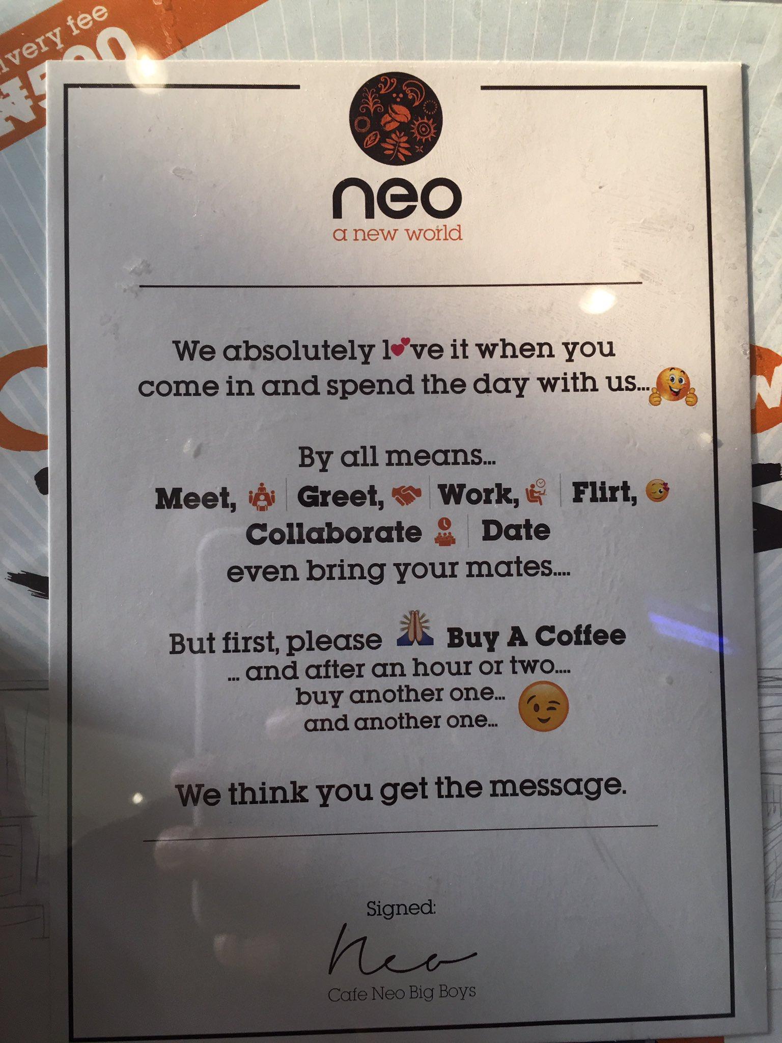Cafe Neo