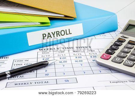 payroll_word_blue_binder_place