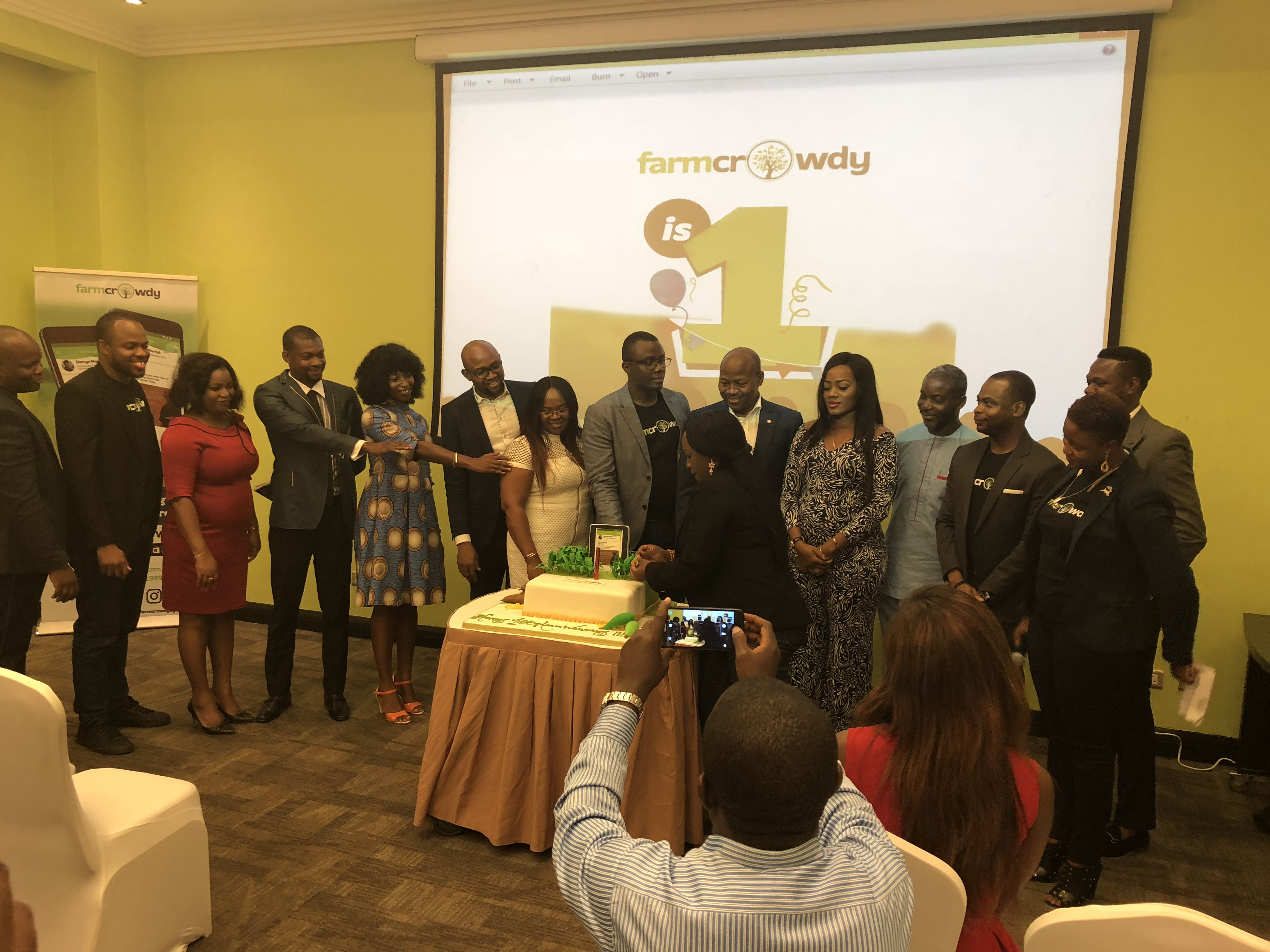 Farmcrowdy marks 1st anniversary with launch of Agritech mobile app